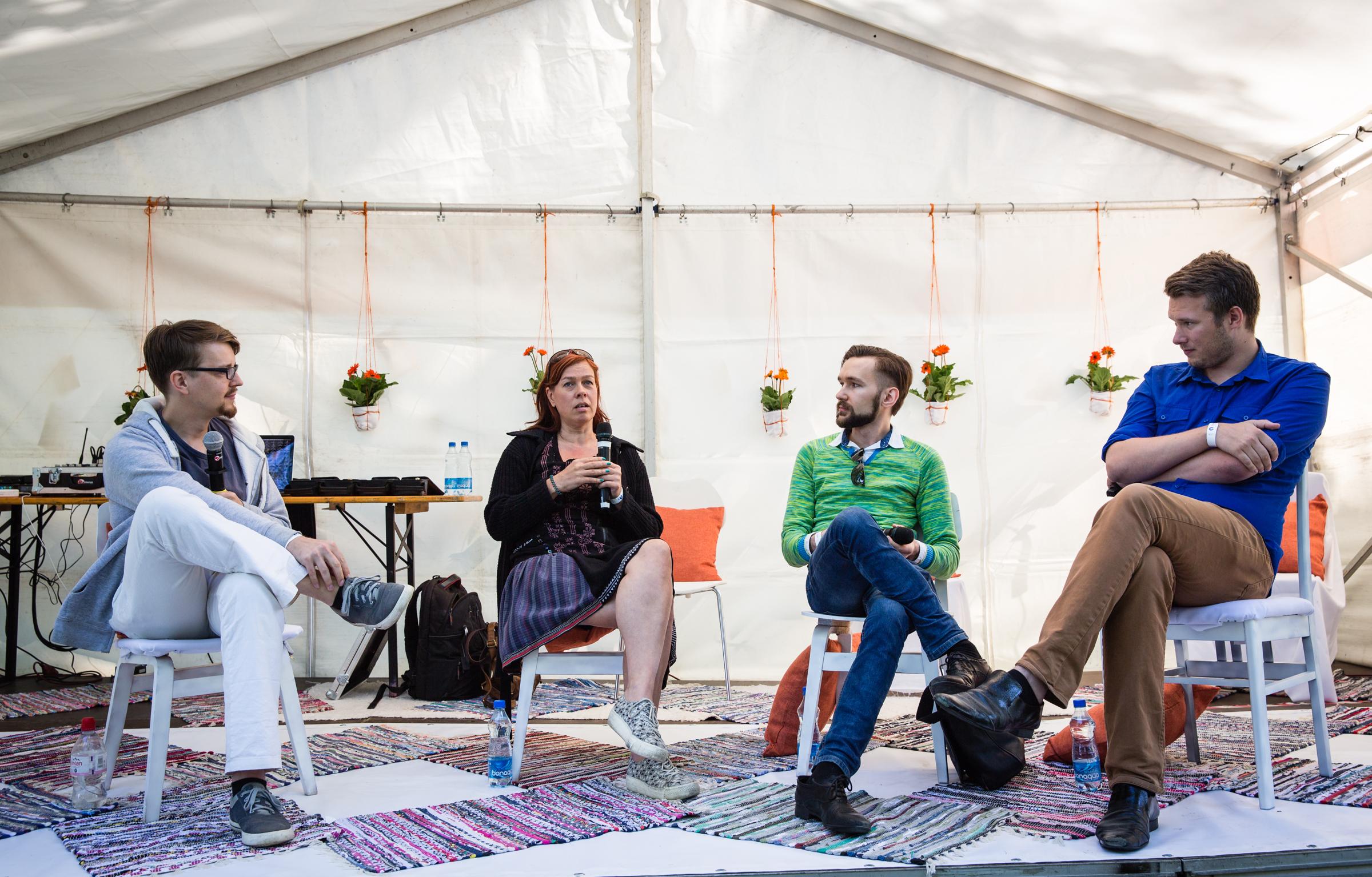 Как поддерживать традицию Доброго обычая на фестивале, работая модератором?