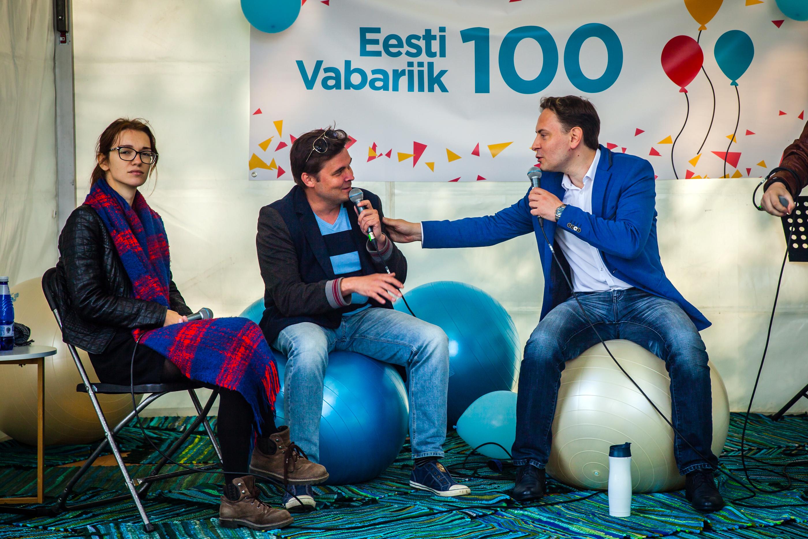 Волков: на столетие Эстонии каждый мог бы сделать по сто добрых дел