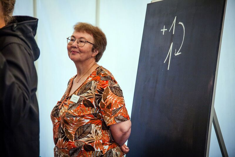 Keemia õpetaja. Foto: Anna Markova